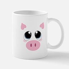 Pig Face Mugs