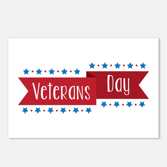 Veterans Day Postcards (Package of 8)
