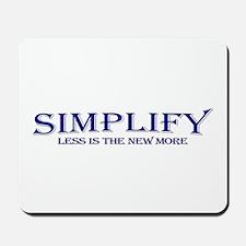 Simplify Mousepad
