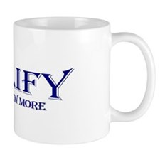 Simplify Small Mug