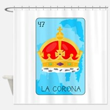 La Corona Shower Curtain