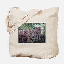 Freedom in the Forest Tote Bag