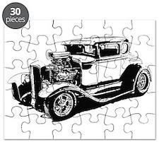 '31 5 Window Coupe Puzzle