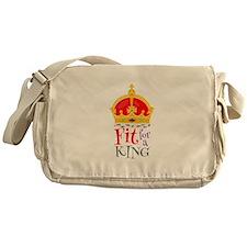 Fit For A King Messenger Bag