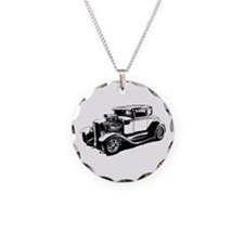 '31 5 Window Coupe Necklace