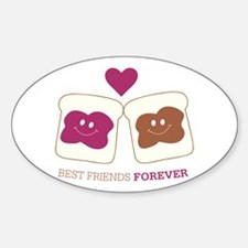Best Friends forever Decal