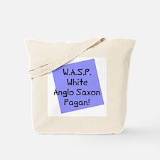 WASP Saxon Pagan Tote Bag