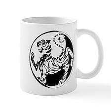 Yin Yang Shotokan Tiger Mugs
