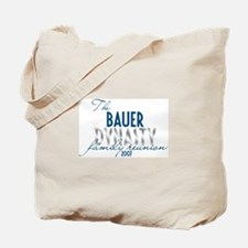 BAUER dynasty Tote Bag