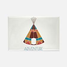 Adventure Teepee Magnets