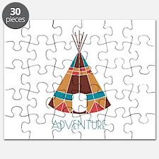 Adventure Teepee Puzzle