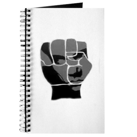 Black Power Fist Journal
