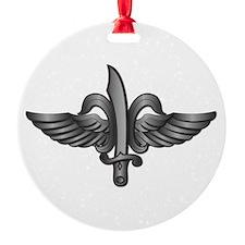 Sayeret Matkal Pin - No Text Ornament