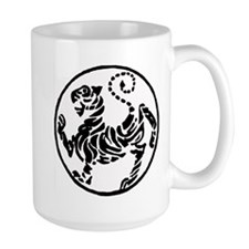 Shotokan Black Tiger Mug