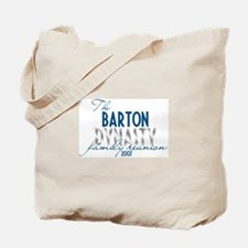 BARTON dynasty Tote Bag