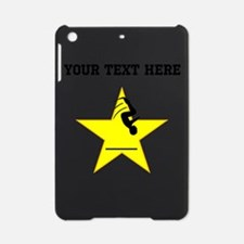 Gymnast Silhouette Star (Custom) iPad Mini Case