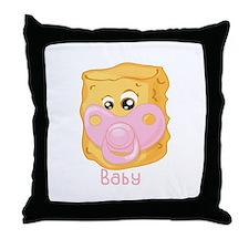 Tater Tot Baby Throw Pillow