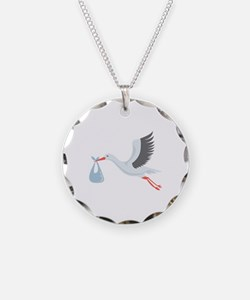 Stork The Delivery Necklace
