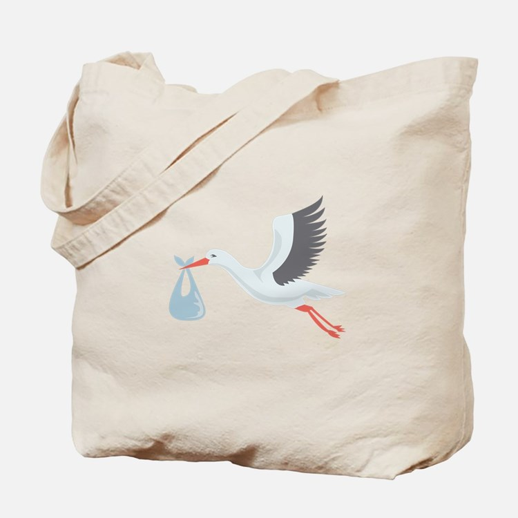 Stork The Delivery Tote Bag