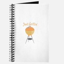 Just Grillin Journal