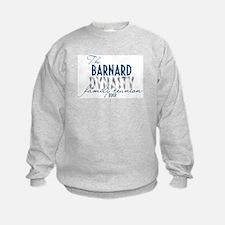 BARNARD dynasty Sweatshirt