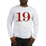 Passionate 19 Long Sleeve T-Shirt