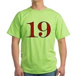 Passionate 19 Green T-Shirt