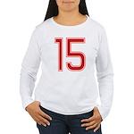 Virgin 15 Women's Long Sleeve T-Shirt