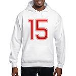 Virgin 15 Hooded Sweatshirt