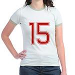 Virgin 15 Jr. Ringer T-Shirt