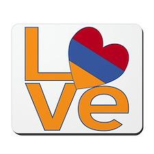 Armenian LOVE Mousepad