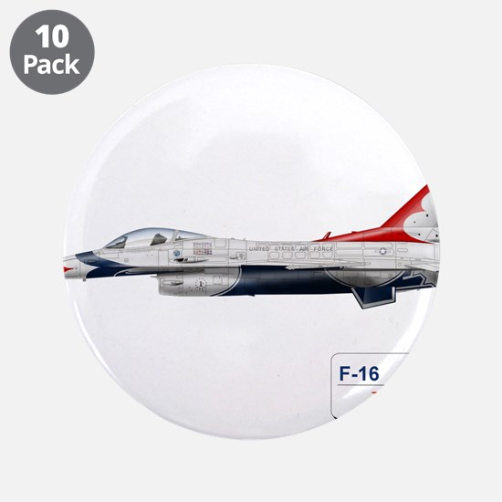 """F5 3.5"""" Button (10 pack)"""