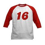 Kissable 16 Kids Baseball Jersey