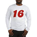 Kissable 16 Long Sleeve T-Shirt