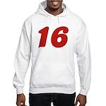 Kissable 16 Hooded Sweatshirt