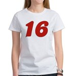 Kissable 16 Women's T-Shirt