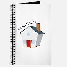 Open House Journal