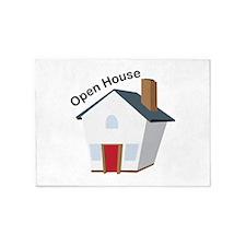 Open House 5'x7'Area Rug