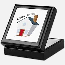 Open House Keepsake Box