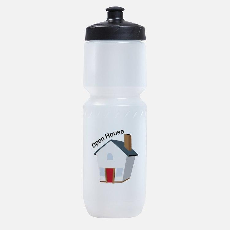 Open House Sports Bottle