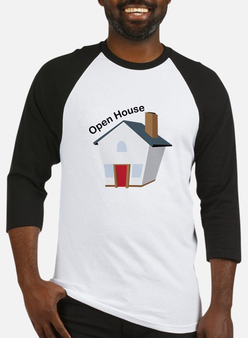 Open House Baseball Jersey