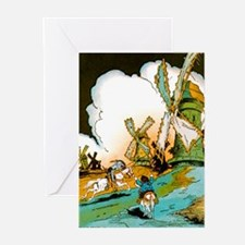 Funny Cranes Greeting Cards (Pk of 20)