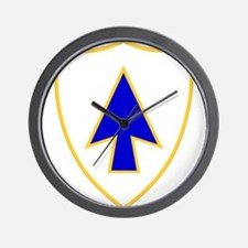 26 Infantry Regiment.png Wall Clock