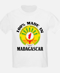 Made In Madagascar T-Shirt