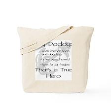 True Hero Navy Tote Bag