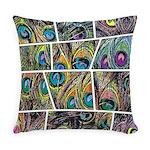 Peacock Cartoon - Master Pillow