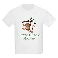 Nonno's Little Monkey T-Shirt