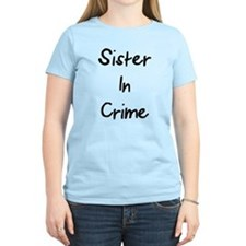 Sister In Crime T-Shirt