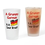 Sauerkraut Pint Glasses