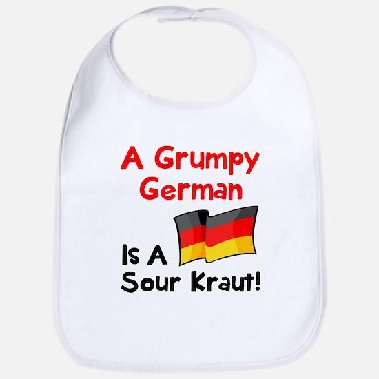 Grumpy German Bib